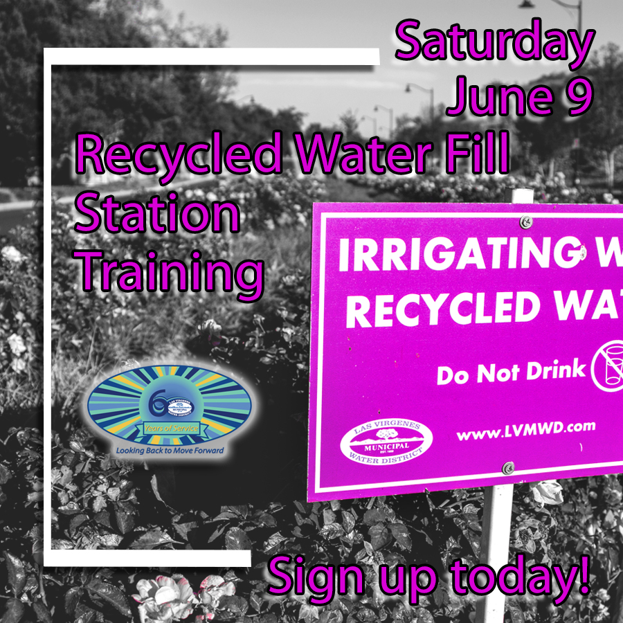 Recycled Water Fill Station Training June 9