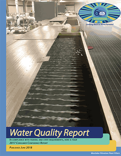Consumer Confidence Report - Water Quality Report 2017