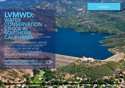 LVMWD: Water Conservation Ethics