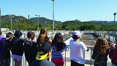 Students Get Schooled on Water Recycling