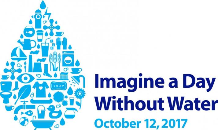 Imagine a Day Without Water 2017 logo