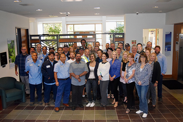Water Professionals - LVMWD Staff