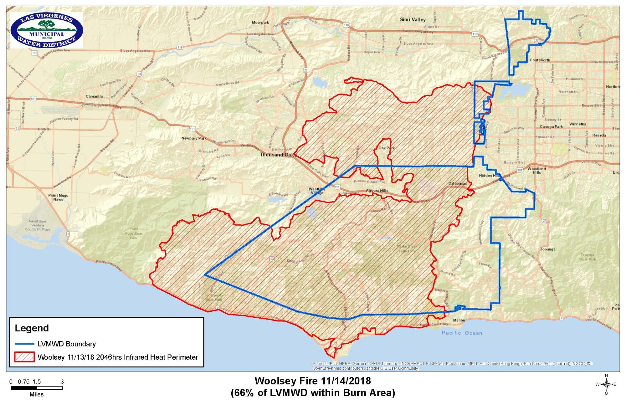 Woolsey Fire Recovery Information And Help Las Virgenes