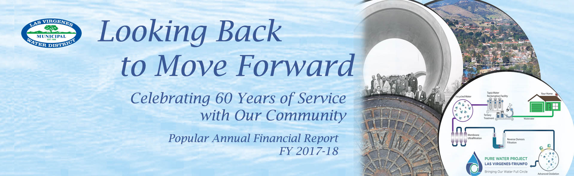 Popular Annual Financial Report Cover