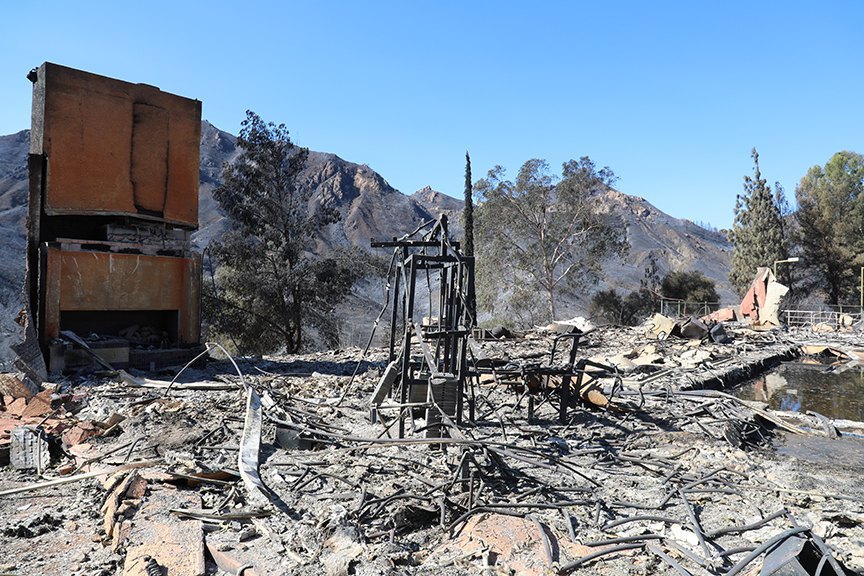 LVMWD Board Provides Further Relief to Residents Impacted by the Woolsey Fire