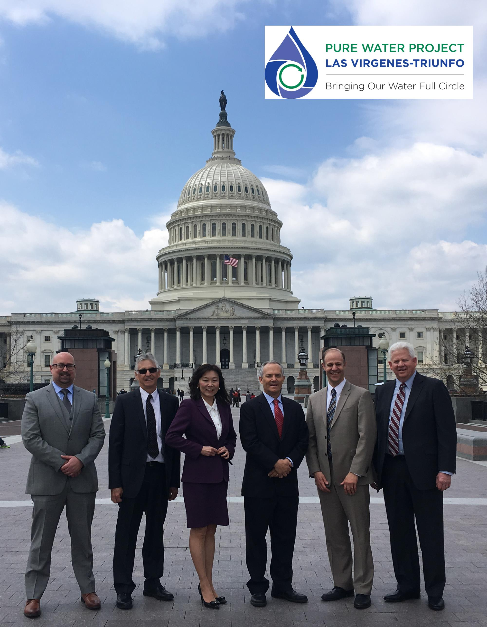 Las Virgenes – Triunfo Joint Powers Authority in Washington DC