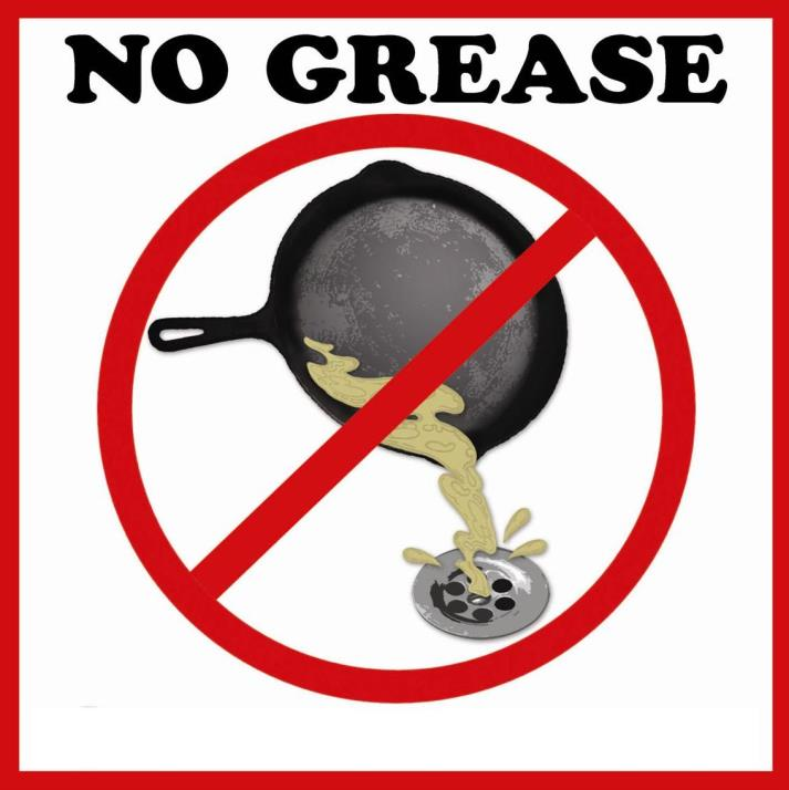 no-grease-down-the-drain